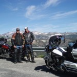Panman & Bear at Beartooth Pass
