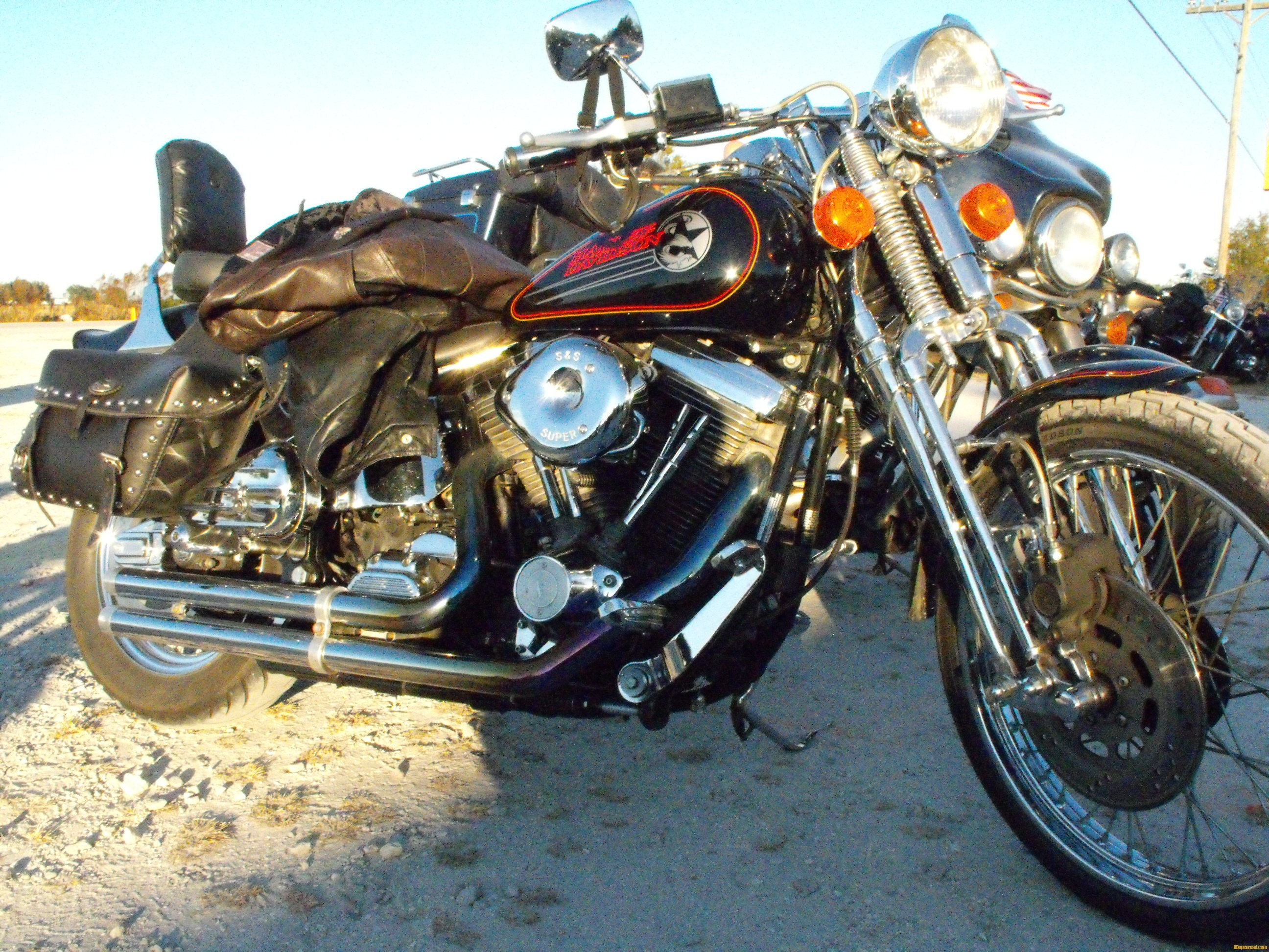 Harley Evo vs Twin Cams: The Sweet Years - Todds Harley Pix