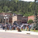 Deadwood from the VFW