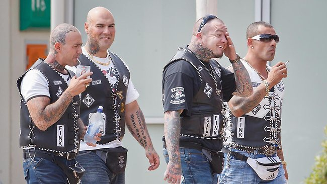Reapers Motorcycle Club Myrtle Beach