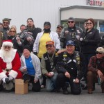 14 Retard toy run. At truck stop