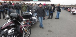 15 Retard toy run. At truck stop